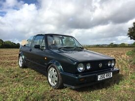 Volkswagen Golf 1.8 GTI Rivage Leather 2dr