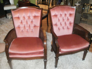 Two Matching Accent Occasional Chairs...Excellent Condition
