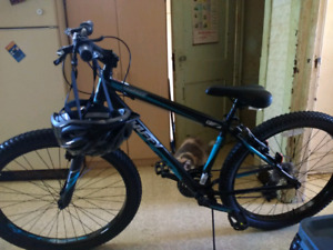 Adult bike with accessories for sale - welland