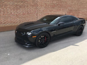 2015 Chevrolet Camaro SS 1LE Performance Package Coupe (2 door)