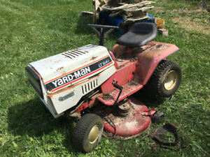 Free Lawn Tractor