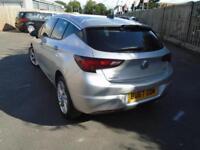 2017 Vauxhall Astra 1.6 Cdti Sri 5 Dr 5 door Hatchback