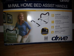 DRIVE - Medical M-Rail Home Bed Assist Handle