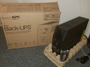 APC battery back-ups  • Brand New