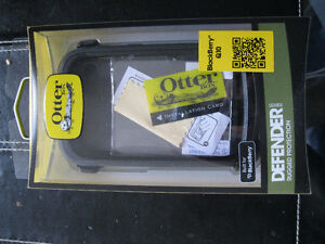 BLACKBERRY Q10 OTTER BOX CASE & BELT CLIP
