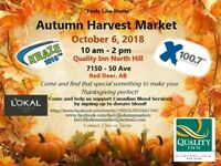 """Feels Like Home"" Autumn Harvest Market!!"