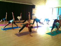 YOGA / PILATES TEACHERS
