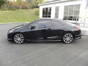2013 Honda Civic Si hfp package Coupe (2 door)