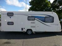 2014 Bailey Pegasus GT65 Ancona 6 Berth Caravan