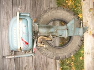 Evinrude Fastwin outboard Motor