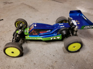 TLR 22 2.0 With New Electronics for Sale/Trade