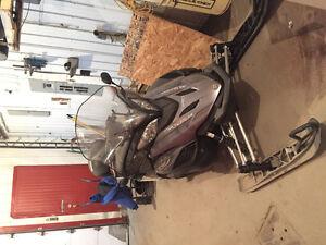 Yamaha RS venture TF 2009 4700km