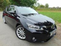 2013 Lexus CT 200h 1.8 Luxury 5dr CVT Auto Nav! DAB! Keyless! 5 door Hatchback
