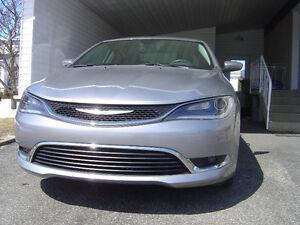 2015 Chrysler 200 LIMITÉE