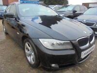 2010 60 BMW 3 SERIES 2.0 320D EFFICIENTDYNAMICS 4DR 161 BHP FINANCE WITH NO DEPO