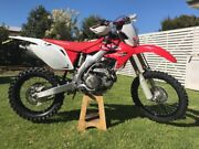 Honda CRF450X 2012  Picton Wollondilly Area Preview
