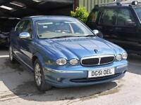 Jaguar X-TYPE 2.5 V6 SE. ONLY 86000 Miles. MOT JUNE 18. DRIVES WELL