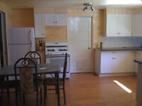1 BDRM Fully Furnished house for rent 10 mins fr Drayton Valley