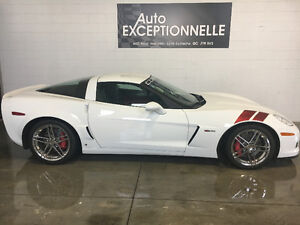 2007 Chevrolet Corvette Z06 Coupé  Ron Fellows Limited edition