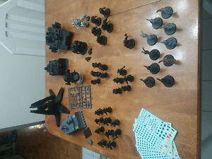warhammer 40k lot space wolves