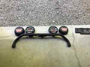 Jeep Wrangler JK Light Bar