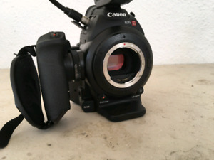 CANON EOS C100 DAF $2000 - Great deal.