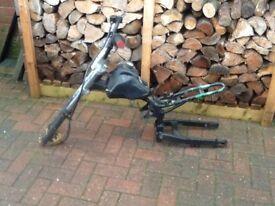 Pit bike frame for sale
