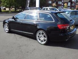 2010 Audi A6 2.0 TDI 170 S Line Special Ed 5dr 5 door Estate