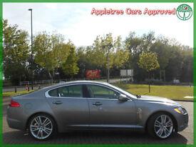 2010 (60) Jaguar XF 3.0 TDV6 S Portfolio Automatic
