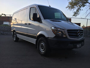 2016 Mercedes-Benz Sprinter - Like New!