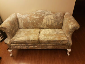 Free couch and love seat