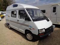 Renault TRAFIC PRIMA LeisureDrive 1994 2 Berth Camper For Sale Bristol