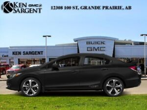 2014 Honda Civic Sedan Si  - Certified - Navigation