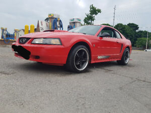 ***FOR SALE*** 2003 Ford Mustang - V6 - 3.8 - Currently Driving