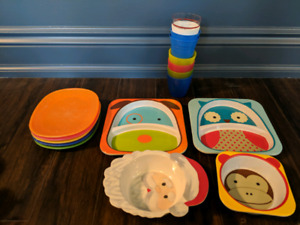 High Quality Kids/Baby Plates