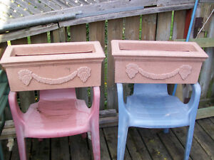OUTDOOR FURNITURE AND OUTDOOR D'ECOR