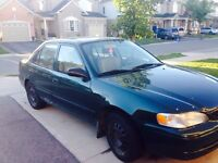 Toyota Corolla 2001 in great condition
