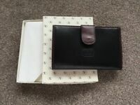 Brand new leather ladies purse