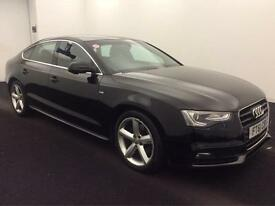 2012 AUDI A5 2.0 TDI ( 177PS ) SPORTBACK S LINE S/S 5DR+LOW RATE FINANCE 3.99%