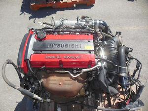 Jdm Mitsubishi Lancer Evo 4 Engine JDM 4G63 CN9A