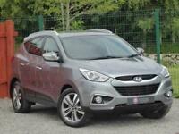 Hyundai Ix35 Crdi Premium Estate 2.0 Automatic Diesel
