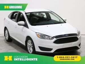 2015 Ford Focus SE CAMERA RECUL BLUETOOTH  MAGS GR ELECT A/C