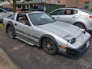 1984 Nissan 300ZX 3L V6 Non-Turbo Coupe (2 door)