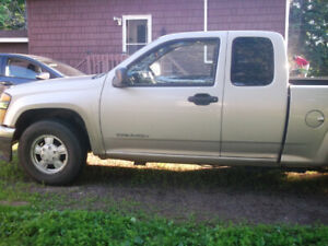 2005 GMC Canyon 2WD