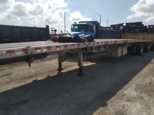 FOR SALE!! 53 FOOT Reitnouer Aluminum trailer