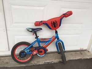 Vélo Spiderman pour enfants, Spiderman Kids Bike