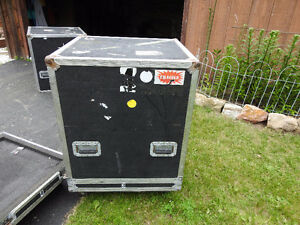 2 Clydesdale Heavy Duty Road Cases $500 OBO