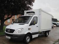 2011 61-REG Mercedes Sprinter 313CDI FRIDGE FREEZER BOX VAN. FINANCE £179P/M