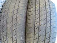 2-P225/70R16 ALL SEASON TIRES