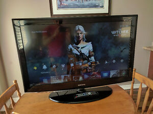 "Samsung 40"" LCD 720p Tv for sale"